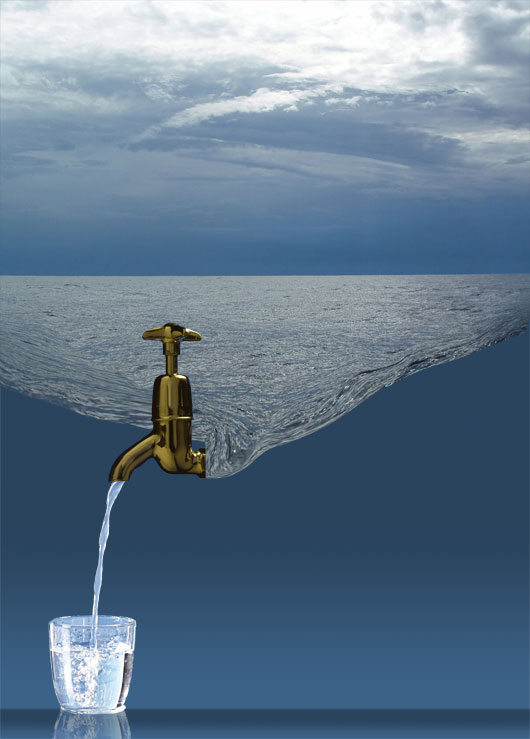 Clleen Complete Ocean To Tap Water Treatment Solution